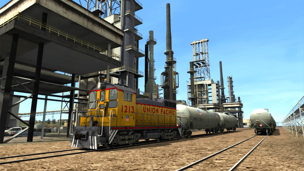 скриншот TS Marketplace: Sherman Hill Scenario Pack 01 Add-On 1