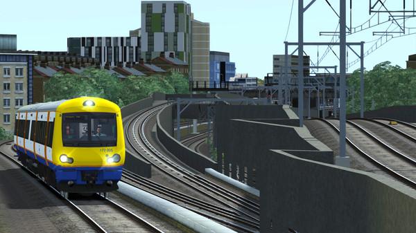 скриншот Train Simulator: North London & Goblin Lines Add-On 2