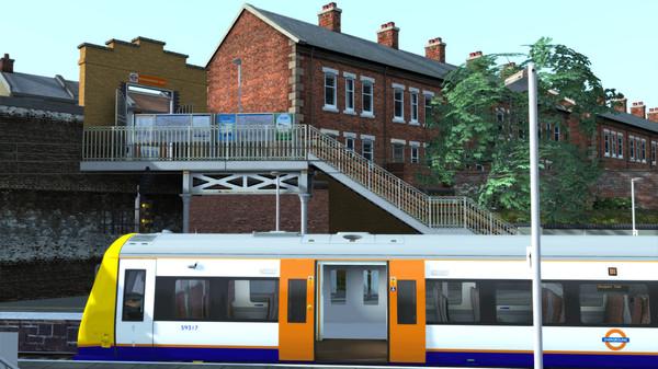 скриншот Train Simulator: North London & Goblin Lines Add-On 5