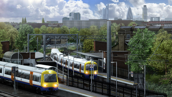 скриншот Train Simulator: North London & Goblin Lines Add-On 0