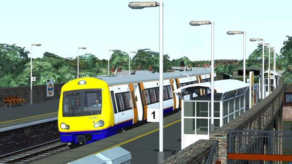 скриншот Train Simulator: North London & Goblin Lines Add-On 3