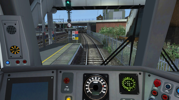 скриншот Train Simulator: North London & Goblin Lines Add-On 1