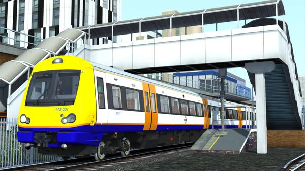 скриншот Train Simulator: North London & Goblin Lines Add-On 4
