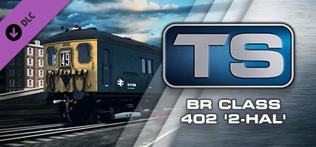 Train Simulator: BR Class 402 '2-HAL' EMU Add-On