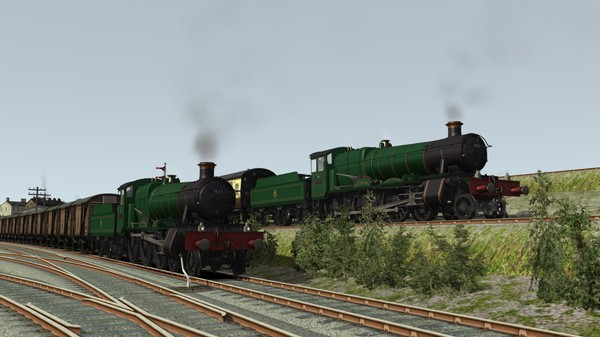 скриншот Train Simulator: GWR 7800 'Manor' class Add-On 1