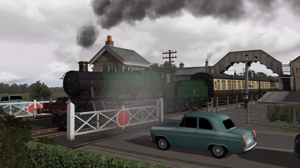 скриншот Train Simulator: GWR 7800 'Manor' class Add-On 0