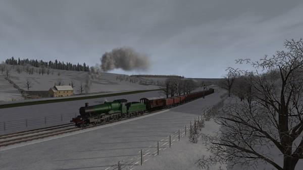 скриншот Train Simulator: GWR 7800 'Manor' class Add-On 5