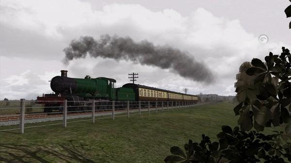 скриншот Train Simulator: GWR 7800 'Manor' class Add-On 3