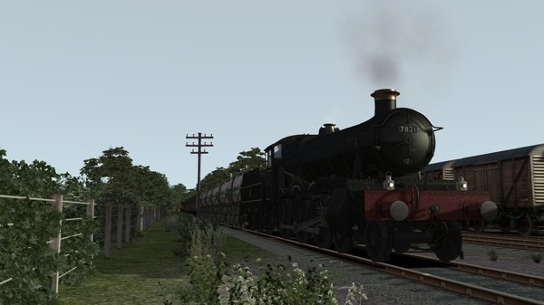 скриншот Train Simulator: GWR 7800 'Manor' class Add-On 4