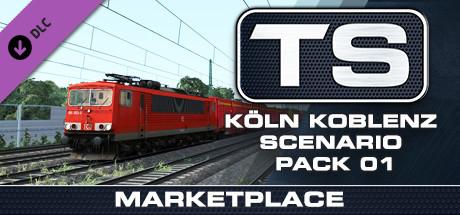TS Marketplace: Köln Koblenz Scenario Pack 01 Add-On