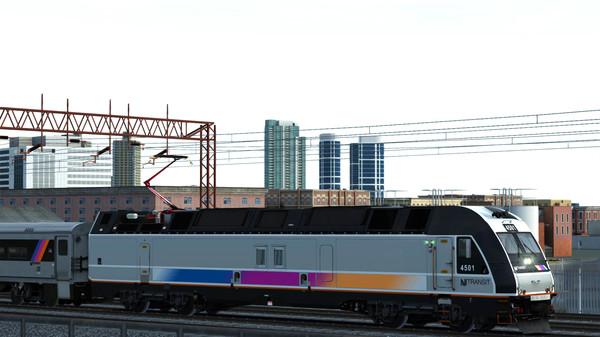 скриншот Train Simulator: North Jersey Coast & Morristown Lines Route Add-On 0