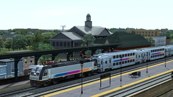 скриншот Train Simulator: North Jersey Coast & Morristown Lines Route Add-On 3