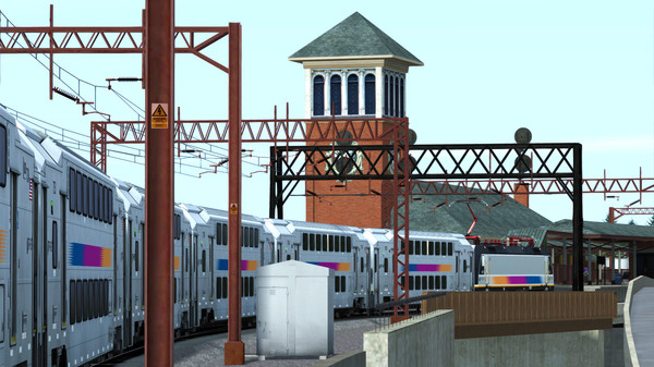 скриншот Train Simulator: North Jersey Coast & Morristown Lines Route Add-On 5