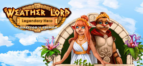 Weather Lord: Legendary Hero Collector's Edition cover art