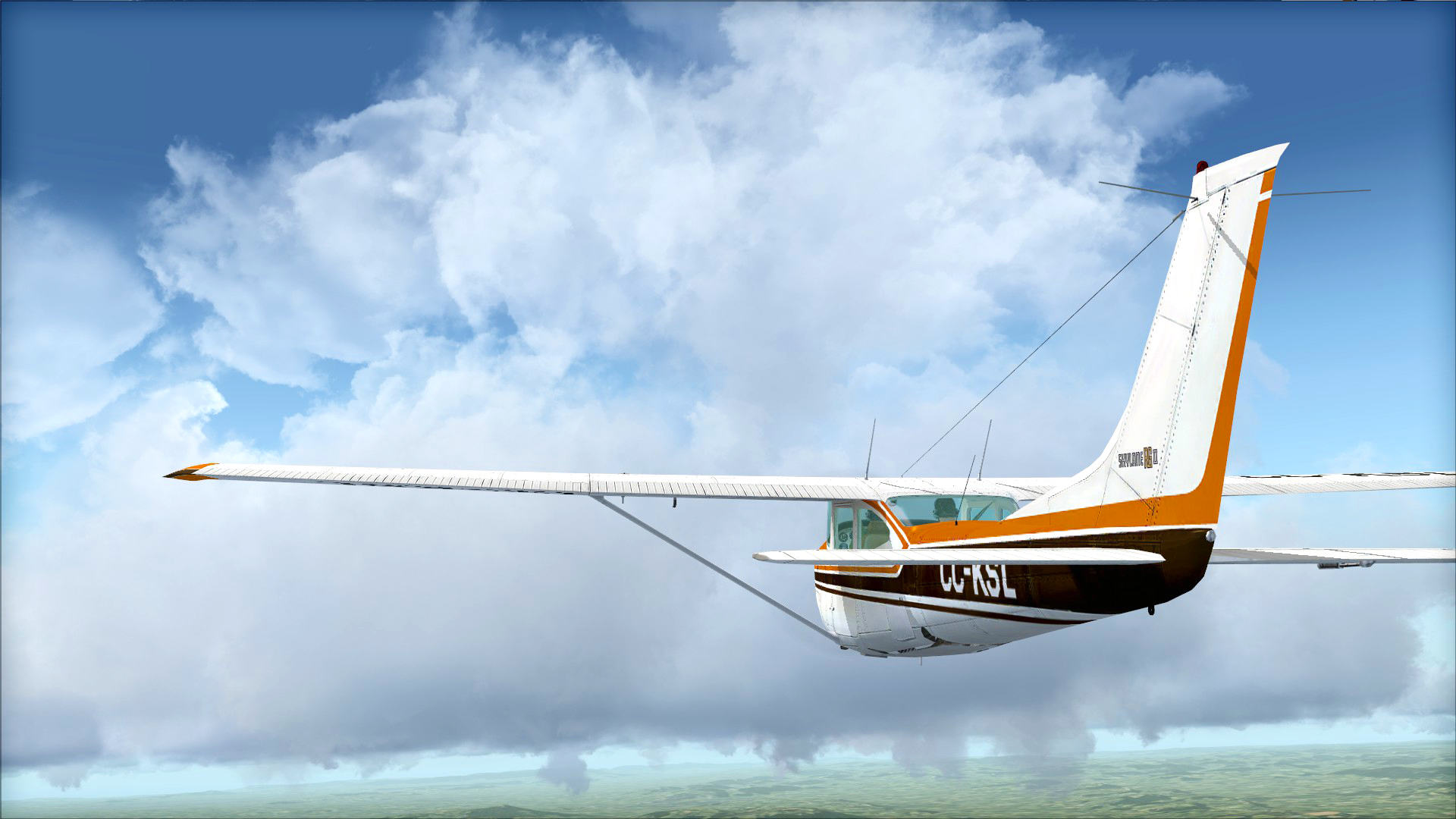 FSX Steam Edition: Cessna 182 Skylane RG II Add-On