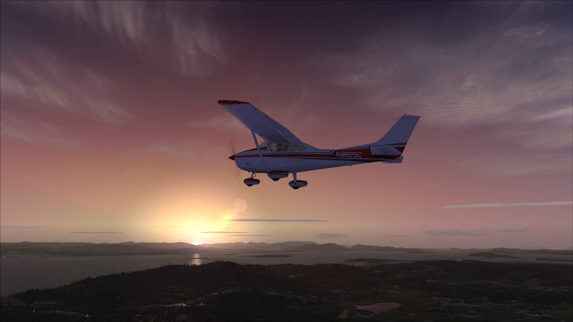FSX Steam Edition: Cessna® 182Q Skylane® II Add-On