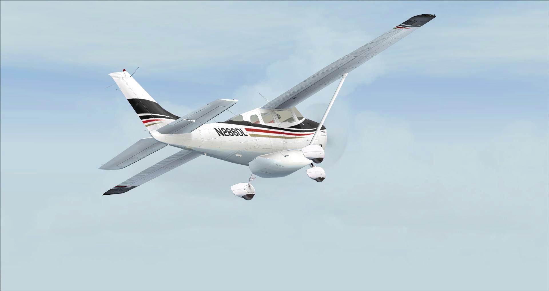 FSX Steam Edition: Cessna CU206 Stationair Add-On