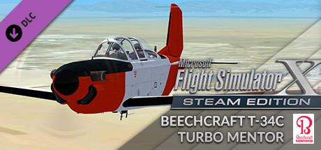 FSX Steam Edition: Beechcraft T-34C Turbo Mentor Add-On on Steam