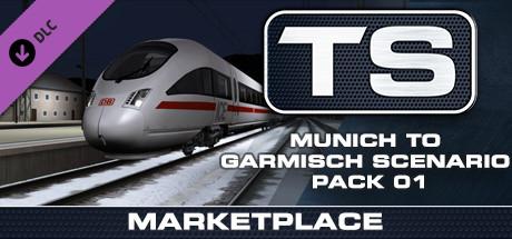 TS Marketplace: Munich to Garmisch Scenario Pack 01 Add-On