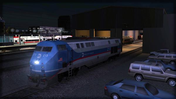 скриншот TS Marketplace: New York – New Haven Scenario Pack 02 Add-On 2