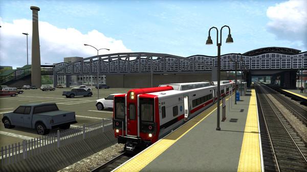 скриншот TS Marketplace: New York – New Haven Scenario Pack 02 Add-On 1