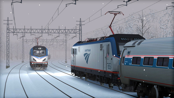скриншот TS Marketplace: New York – New Haven Scenario Pack 02 Add-On 3