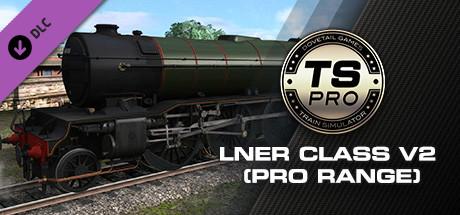 Train Simulator: LNER Class V2 Steam Loco Add-On