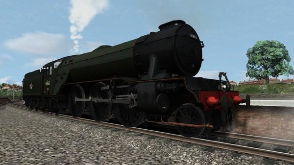 скриншот Train Simulator: LNER Class V2 Steam Loco Add-On 5