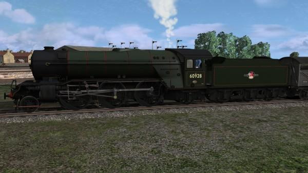 скриншот Train Simulator: LNER Class V2 Steam Loco Add-On 4