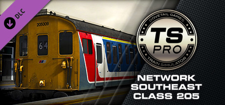 Train Simulator: Network Southeast Class 205 'Thumper' DEMU Add-On