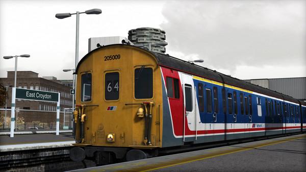 скриншот Train Simulator: Network Southeast Class 205 'Thumper' DEMU Add-On 5