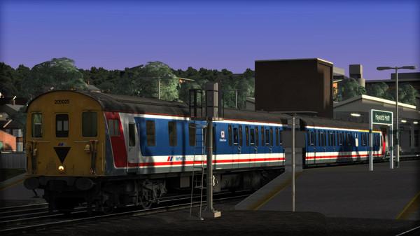 скриншот Train Simulator: Network Southeast Class 205 'Thumper' DEMU Add-On 1