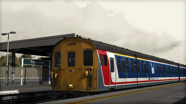 скриншот Train Simulator: Network Southeast Class 205 'Thumper' DEMU Add-On 0