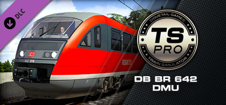 Train Simulator: DB BR 642 DMU Add-On 2017 pc game Img-2