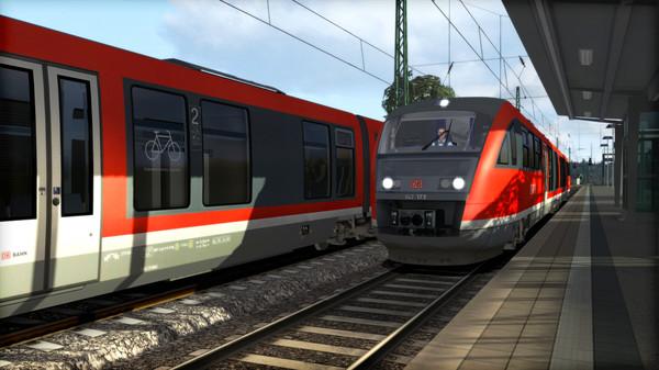 скриншот Train Simulator: DB BR 642 DMU Add-On 5