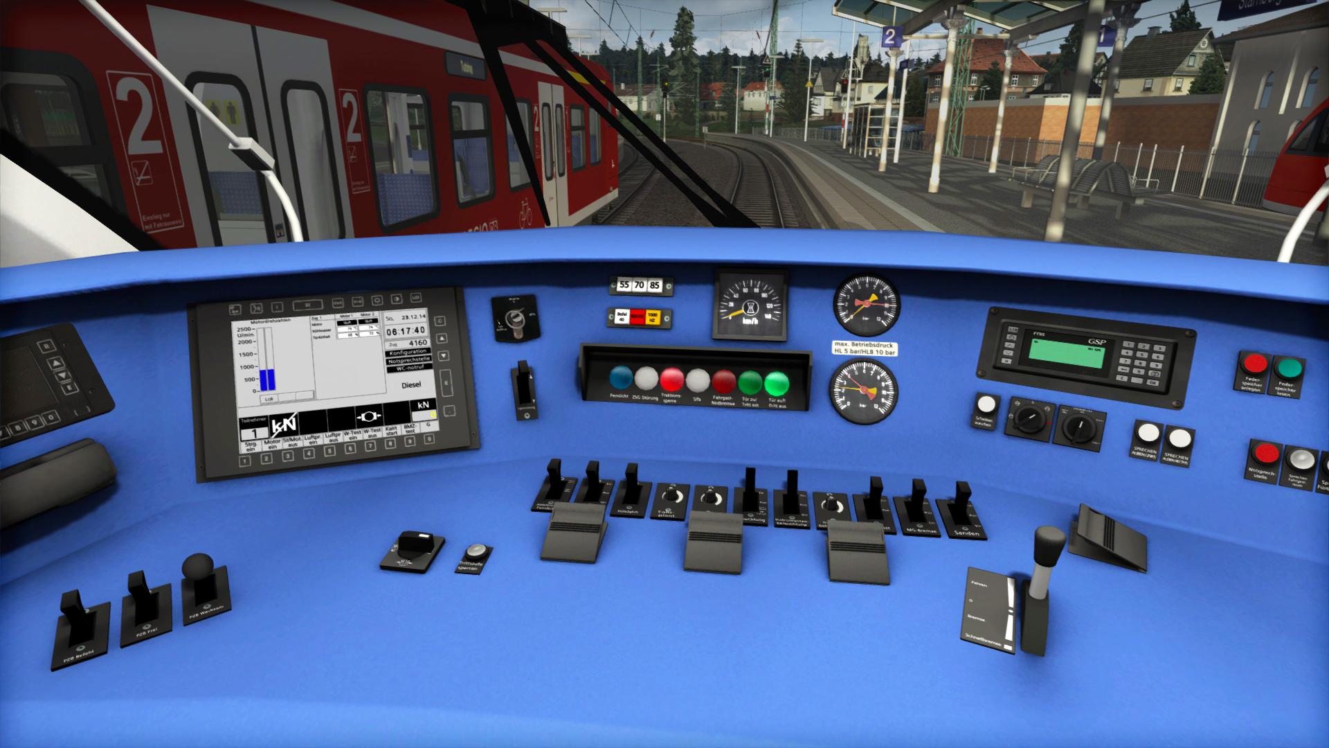 Train Simulator: DB BR 642 DMU Add-On 2017 pc game Img-4