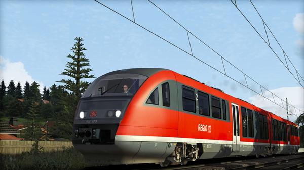 скриншот Train Simulator: DB BR 642 DMU Add-On 0