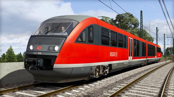 скриншот Train Simulator: DB BR 642 DMU Add-On 3