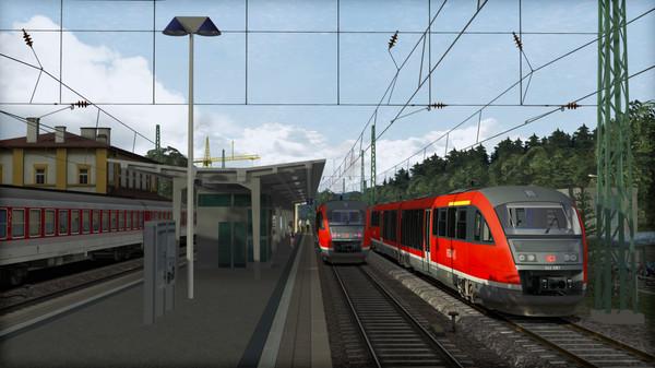 скриншот Train Simulator: DB BR 642 DMU Add-On 4