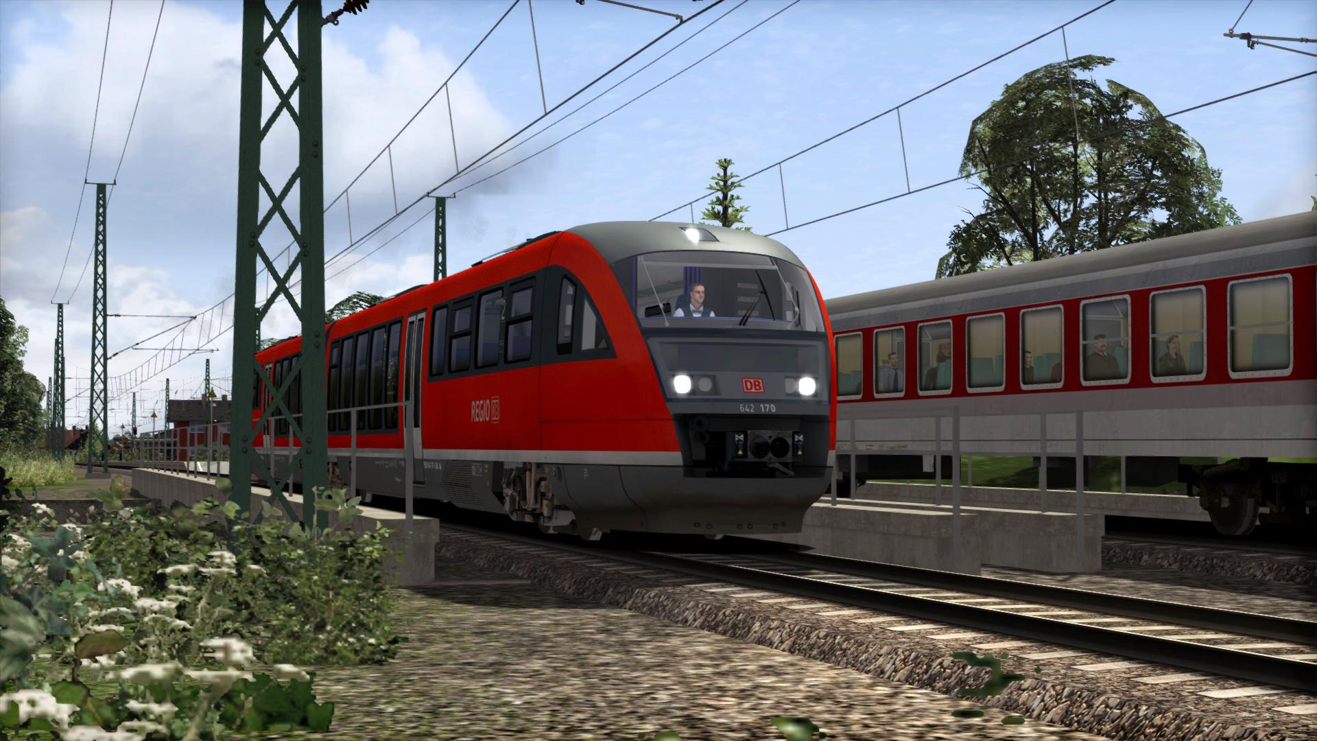 Train Simulator: DB BR 642 DMU Add-On 2017 pc game Img-3