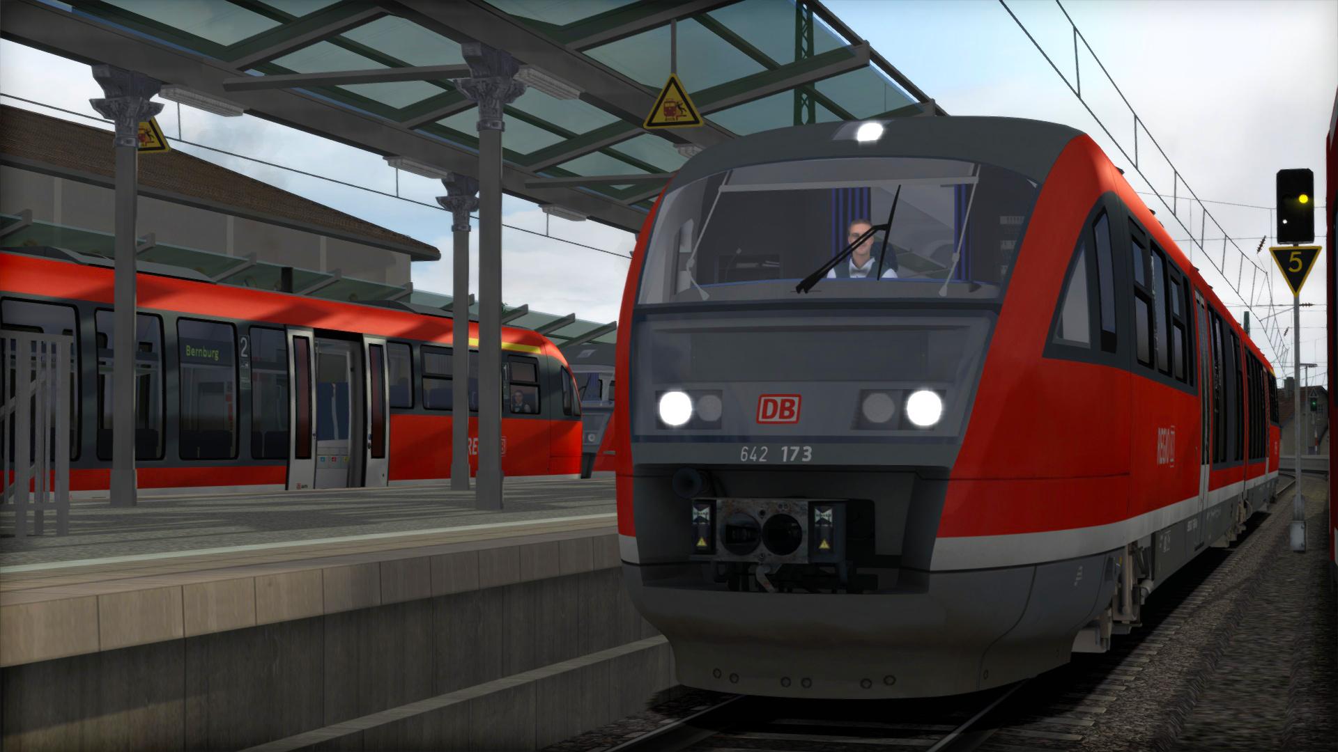 Train Simulator: DB BR 642 DMU Add-On 2017 pc game Img-1