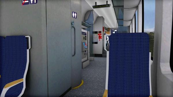 скриншот Train Simulator: DB BR 642 DMU Add-On 2
