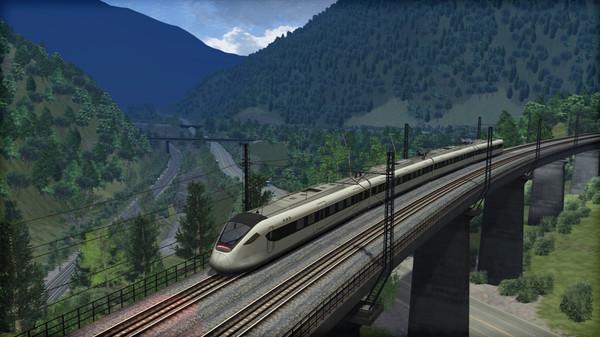 скриншот Train Simulator: Western Sichuan Pass: Dujiangyan - Maoxian & Mashancun Route Add-On 4