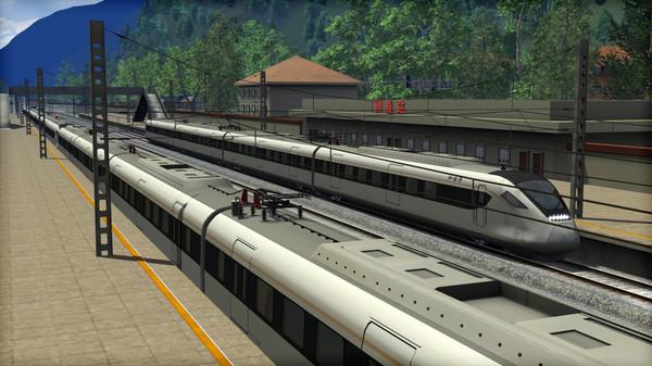скриншот Train Simulator: Western Sichuan Pass: Dujiangyan - Maoxian & Mashancun Route Add-On 5