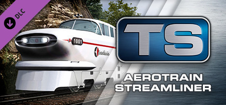 Train Simulator: Aerotrain Streamlined Train Add-On