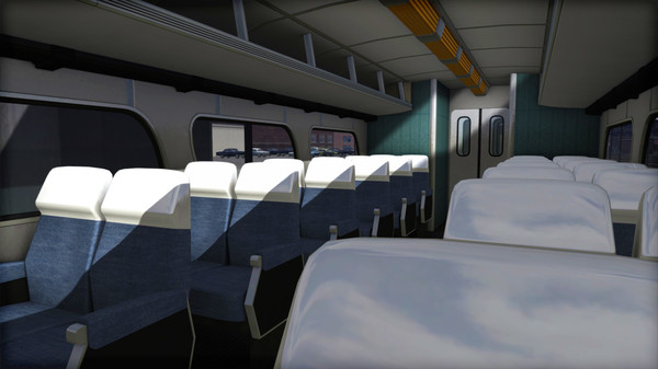 скриншот Train Simulator: Aerotrain Streamlined Train Add-On 3