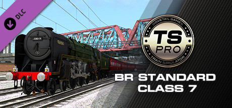Train Simulator: BR Standard Class 7 'Britannia Class' Steam Loco Add-On