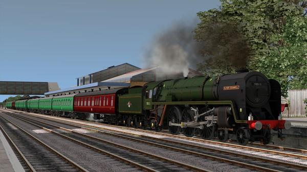 скриншот Train Simulator: BR Standard Class 7 'Britannia Class' Steam Loco Add-On 1