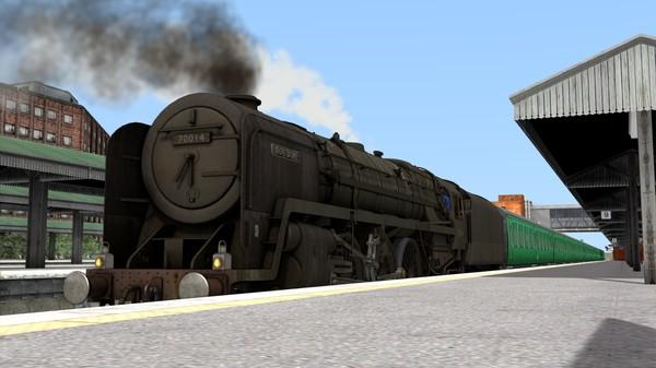 скриншот Train Simulator: BR Standard Class 7 'Britannia Class' Steam Loco Add-On 4