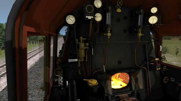 скриншот Train Simulator: BR Standard Class 7 'Britannia Class' Steam Loco Add-On 2